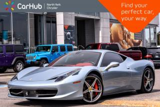 Used 2015 Ferrari 458 ITALIA |Nav|Backup_Cam|Pkng_Sensors|JBL Audio|20
