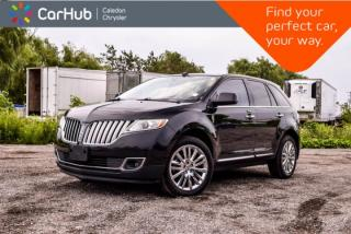 Used 2011 Lincoln MKX AWD|Navi|Pano Sunroof|Backup Cam|Bluetooth|R-Start|18