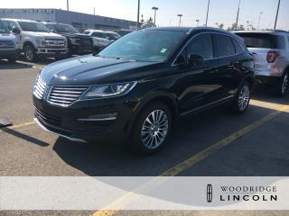 New 2018 Lincoln MKC Reserve for sale in Calgary, AB