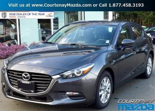 New 2018 Mazda MAZDA3 Sport GS at for sale in Courtenay, BC