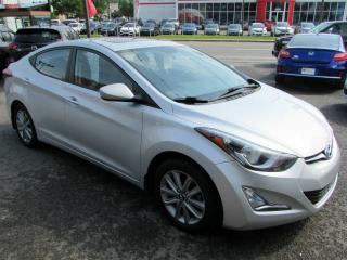Used 2016 Hyundai Elantra SPORT AUTOMATIQUE ** TOIT OUVRANT** for sale in Quebec, QC