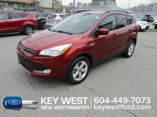 Used 2015 Ford Escape SE Cam Sync Back-up Sensors Heated Seats for sale in New Westminster, BC