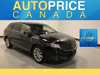 Used 2013 Lincoln MKT EcoBoost NAVIGATION|PANOROOF|LEATHER for sale in Mississauga, ON