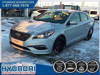 Used 2015 Hyundai Sonata GLS for sale in St-Hyacinthe, QC