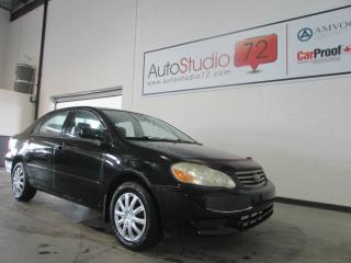 Used 2004 Toyota Corolla CE **AUTOMATIQUE**A/C**GR.ÉLEC.** for sale in Mirabel, QC