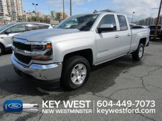 Used 2018 Chevrolet Silverado 1500 LT 4x4 Double Cab 143wb Cam for sale in New Westminster, BC