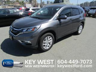 Used 2015 Honda CR-V EX-L AWD Sunroof Leather Cam Heated Seats for sale in New Westminster, BC