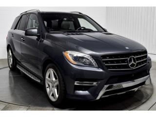 Used 2014 Mercedes-Benz ML-Class Ml350 Awd Bluetec for sale in Île-Perrot, QC