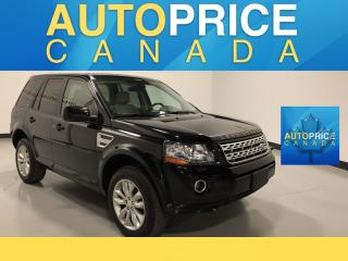 Used 2015 Land Rover LR2 PANOROOF|LEATHER for sale in Mississauga, ON