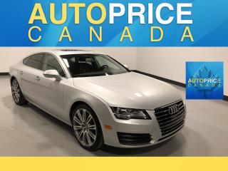 Used 2014 Audi A7 3.0 Progressiv NAVIGATION|REAR CAM|LEATHER for sale in Mississauga, ON