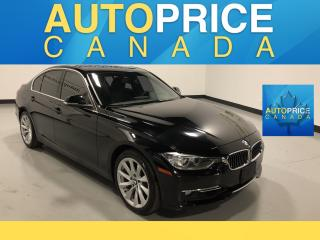 Used 2015 BMW 328i xDrive NAVIGATION|BI-XENON|LEATHER for sale in Mississauga, ON