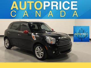 Used 2012 MINI Cooper Countryman PANOROOF|LEATHER|AUTO for sale in Mississauga, ON