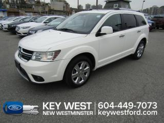 Used 2011 Dodge Journey R/T Sunroof Leather Heated Seats for sale in New Westminster, BC