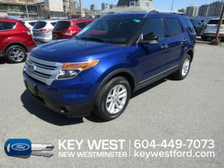 Used 2015 Ford Explorer XLT 4WD MyFord Touch Sync Heated Seats for sale in New Westminster, BC