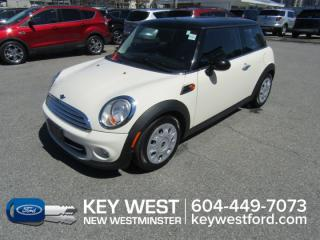 Used 2012 MINI Cooper Hardtop Heated Seats for sale in New Westminster, BC