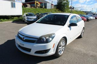 Used 2009 Saturn Astra XR bicorps 3 portes for sale in Quebec, QC