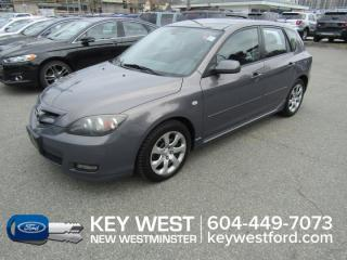 Used 2007 Mazda MAZDA3 Hatchback *No Accidents* for sale in New Westminster, BC