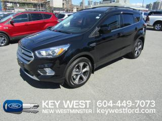 Used 2017 Ford Escape SE 4WD Nav Cam Sync 3 Heated Seats for sale in New Westminster, BC