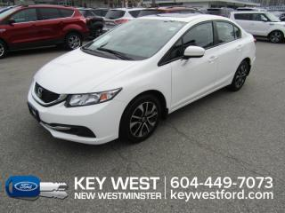 Used 2015 Honda Civic Sedan LX Sunrood Cam Heated Seats for sale in New Westminster, BC