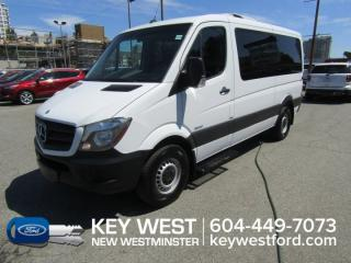 Used 2016 Mercedes-Benz Sprinter Passenger Vans for sale in New Westminster, BC
