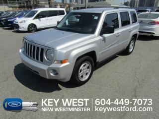 Used 2010 Jeep Patriot North 4WD for sale in New Westminster, BC
