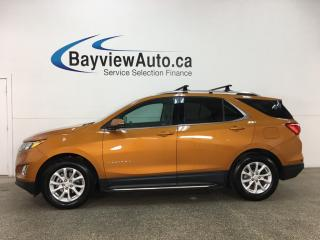 Used 2018 Chevrolet Equinox LT - REM START! PANOROOF! HTD SEATS! REVERSE CAM! PWR LIFTGATE! for sale in Belleville, ON
