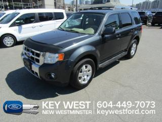 Used 2009 Ford Escape Limited 4x4 Sunroof Leather Sync Heated Seats for sale in New Westminster, BC