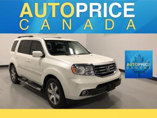Used 2015 Honda Pilot Touring MOONROOF|NAVIGATION|LEATHER for sale in Mississauga, ON