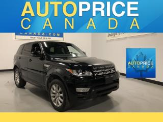 Used 2015 Land Rover Range Rover Sport V6 SE NAVIGATION|PANOROOF|LEATHER for sale in Mississauga, ON
