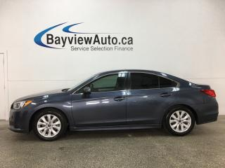 Used 2017 Subaru Legacy 3.6R Limited - SUNROOF! HTD SEATS! STARLINK! BSD! CRUISE! for sale in Belleville, ON