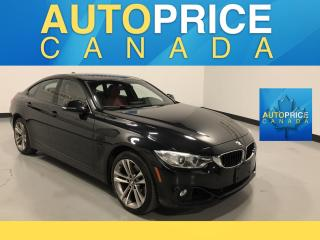 Used 2015 BMW 428i xDrive Gran Coupe MOONROOF|NAVIGATION|LEATHER for sale in Mississauga, ON