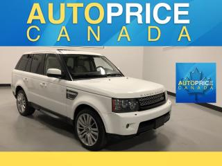 Used 2012 Land Rover Range Rover Sport HSE MOONROOF|NAVIGATION|LEATHER for sale in Mississauga, ON