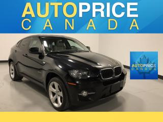 Used 2012 BMW X6 xDrive35i SPORT PKG|NAVIGATION|MOONROOF for sale in Mississauga, ON