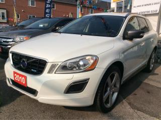 Used 2010 Volvo XC60 Leather/Panoramic-roof/AUX/USB/Alloys/Extra Clean! for sale in Scarborough, ON