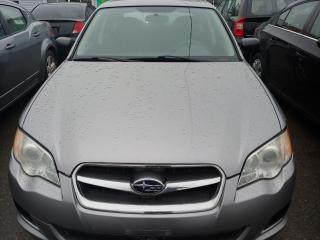 Used 2008 Subaru Legacy 2.5I for sale in Oshawa, ON