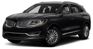 New 2018 Lincoln MKX Reserve for sale in Calgary, AB