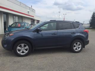 Used 2013 Toyota RAV4 XLE Sold Pending Customer Pick Up...Bluetooth, Back Up Camera, Navigation, and More! for sale in Waterloo, ON