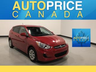 Used 2016 Hyundai Accent L for sale in Mississauga, ON