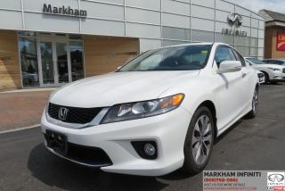 Used 2015 Honda Accord EX Camera,Sunroof, Heated Seats for sale in Unionville, ON
