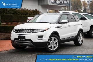 Used 2015 Land Rover Evoque Pure Navigation, Heated Seats, Backup Camera for sale in Coquitlam, BC