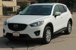 Used 2016 Mazda CX-5 GS NAVI | Leather | Sunroof | CERTIFIED for sale in Waterloo, ON