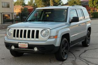 Used 2012 Jeep Patriot Sport/North 4x4 | CERTIFIED for sale in Waterloo, ON