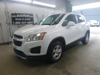 Used 2013 Chevrolet Trax LT for sale in St-Raymond, QC