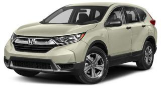 New 2018 Honda CR-V LX 2WD for sale in Pickering, ON
