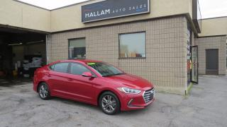 Used 2017 Hyundai Elantra SE LOW KMS, Back up Camera, Bluetooth, Heated Seats for sale in Kingston, ON