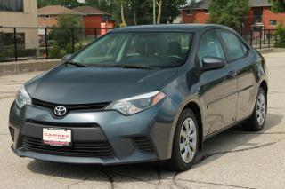 Used 2014 Toyota Corolla LE Bluetooth | Heated Seats | CERTIFIED for sale in Waterloo, ON