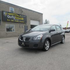 Used 2009 Pontiac Vibe Base Auto, AUX for sale in Newmarket, ON