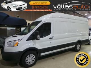 Used 2018 Ford TRANSIT-250 HIGHROOF| 148WB EXTENDED| 3.5L ECOBOOST for sale in Vaughan, ON