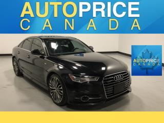 Used 2016 Audi A6 3.0T Technik S-LINE|NAVIGATION|360 CAM for sale in Mississauga, ON