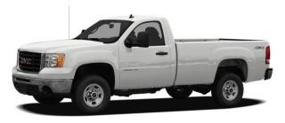 Used 2010 GMC Sierra 2500 HD WT for sale in Port Coquitlam, BC